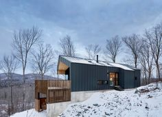 Country Bolton Residence by NatureHumaine