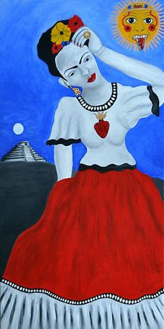 """Sacrificing Frida's Heart"""