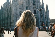 Find images and videos about girl, cute and beautiful on We Heart It - the app to get lost in what you love. Eurotrip, Hipster Edits, Adventure Is Out There, World Traveler, Oh The Places You'll Go, Fairy Tales, Cathedral, Castle, Around The Worlds