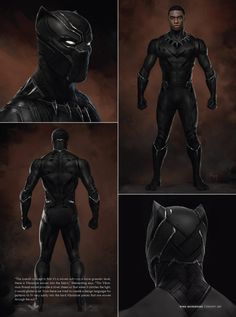 We Are Wakanda | WAW Media - oppiesmallz: wearewakanda: Black Panther...
