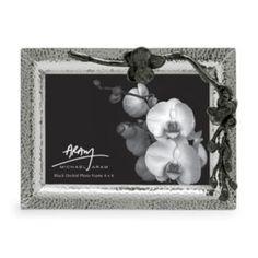 "Michael Aram ""Black Orchid"" Frames  Bloomingdale's"