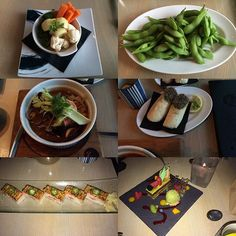 The food never ceases to amaze me at Miku.  Our server was impeccable this weekend (David from Peru). #miku #yummy #yum #excellentcustomerservice #canada #bc #10outof10 #japanese #foodporn #edamame #pickledmarketvegetable #salmonoshisushi #sushi #seafood #dessert #mikusignaturebouillabaisse #greenteaopera #aburi #aburirestaurantgroup #aburirestaurant by victorktsang