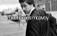 meet james mcavoy