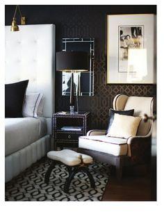 papel parede preto. elegancia Wallpaper