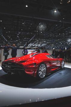 vividessentials:  Koenigsegg Regera   vividessentials