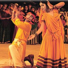 Lagaan-Radha kaise na Jale My favorite song, everyone should listen to it on YouTube