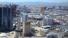 Vegas, een stad in de woestijn
