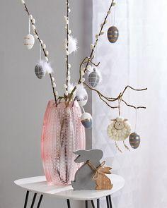 Du hast noch nicht die richtige Deko für dein Osterfest gefunden? Das Suchen hat jetzt ein Ende! 😍🐰 Environment, Fake Flowers, Objects, Home Decor Accessories, Decorating