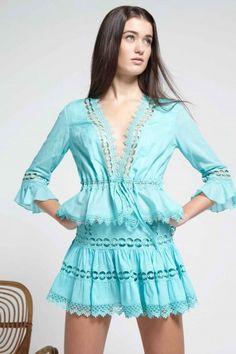 Long Dress : CHARO RUIZ IBIZA. Moda adlib de Ibiza y vestidos de novia bohemios.