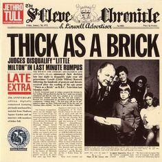 Thick as a Brick. Una gran obra de JETHRO TULL – La voz del muro