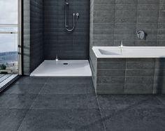 die alternative zur wandfliese in dusche und bad. Black Bedroom Furniture Sets. Home Design Ideas