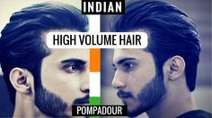 High volume Long hairstyles for men- Pompadour slick back hairstyle for men. Indian men hairstyles inspirations 2017. Make sure to subscribe - Never miss a video again.