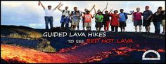 Lava Hikes in Hawaii