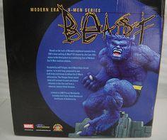 Marvel★beast Modern Era x Men Series Statue Jim Lee Mib★maquette Figurine Figure   eBay