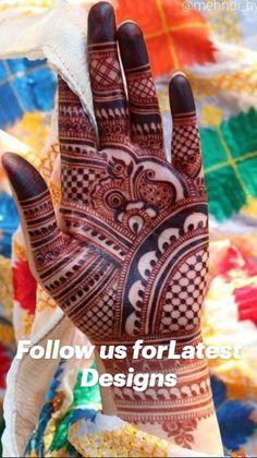 Easy Mehndi Designs, Rajasthani Mehndi Designs, Henna Hand Designs, Dulhan Mehndi Designs, Latest Mehndi Designs, Mehndi Designs Finger, Mehndi Designs For Beginners, Mehndi Designs For Girls, Mehndi Design Photos