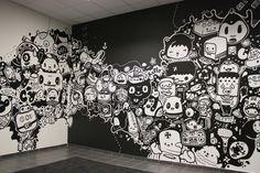 street doodle art - Google Search