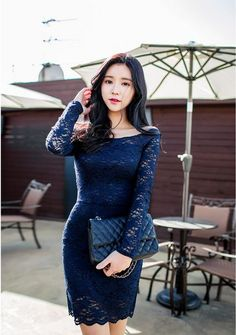 #lace #lacedress #offshoulderdress #dress #ootd #somethingsweet  http://www.sthsweet.com/collections/lovelace/products/be-waiting-at-the-off-shoulder-lace-dress
