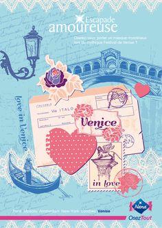 Boîte à Nana #Venise