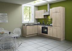 Küchenblock KONCEPT LASSE - mogelijke indeling?