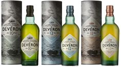 The Deveron 10, 12 and 18 year old. #Range #Giftbox