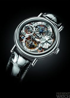 Breguet CLASSIQUE Skeleton Tourbillon @DestinationMars