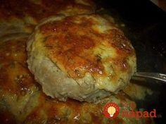 Tento pokrm z mletého mäsa zatieni všetky ostatné: 25 minút v rúre a môž… - My CMS Ground Meat Recipes, Pork Recipes, Cooking Recipes, Albanian Recipes, Pork Ham, Good Food, Yummy Food, Pork Tenderloin Recipes, Meat Chickens