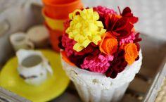 DIY: Herbstbouquet aus Filz