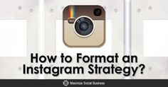 When formulating your Instagram strategy consider the following factors: 1. Why are you on Instagram? 2. Who is your audience?
