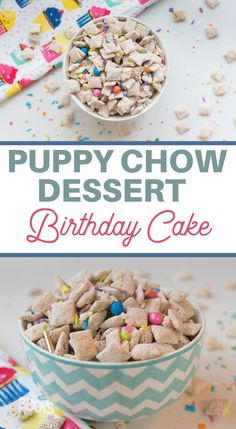 Best Puppy Chow Recipe, Puppy Chow Recipes, Cake Mix Recipes, Snack Recipes, Homemade Iced Tea, Muddy Buddies Recipe, Iced Tea Recipes, White Cake Mixes, Candy Melts