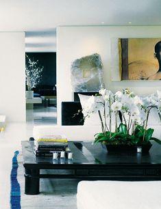 La casa por dentro - Casa de Donna Karan - Casas - Decoracion - ELLE.es - ELLE.ES
