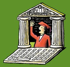 My Year of MOOCs - lessons learned from earning the equivalent of a B.A. in 12 months, online.