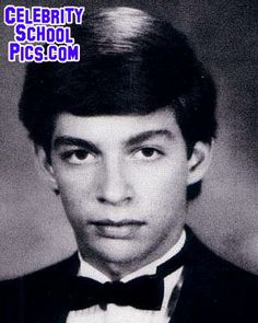 Harry Connick Jr. - Celebrity School Pic