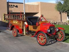 Image result for fire engines 1920's