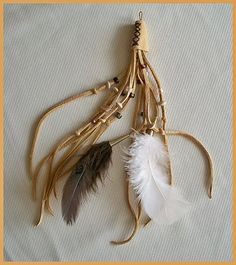 Tassels: For Anything Hair Decoration Handbag by aboriginalsbykate
