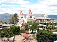 Iglesia del Valle; en Loja-Ecuador