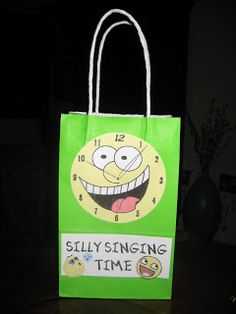 Music For Primary: Silly Singing Time