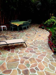 Our Concrete Acid Stains are Made In-House and Delivered to Your Door. 10 Classy Colors, Projects, Supplies, and Techs with Know-How!