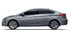Nowoczesny sedan w europejskim stylu i40 wyznacza nowy kierunek w stylistyce europejskich samochodów z nadwoziem typu sedan.  Futurystyczny profil i silne, charakterystyczne  linie i40 sedan ukrywają sportowy charakter w eleganckiej limuzynie.
