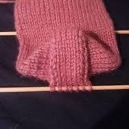 Resultado de imagen de tejer calcetin