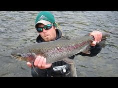 Fly fishing in Alaska, with Peter Collingsworth, fishing the rivers of Alaska Bristol Bay region. Watch this full HD video with great sound as Peter enjoys j. Fishing Videos, Fishing Tips, Fly Fishing, Dolly Varden, Arctic Char, Bristol Bay, Alaska Fishing, Fishing Charters, Salmon Fishing