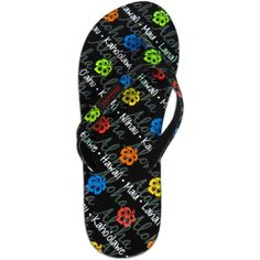 Womens Beach Aloha Slippers Aloha Hibiscus >>> Check this awesome product by going to the link at the image.