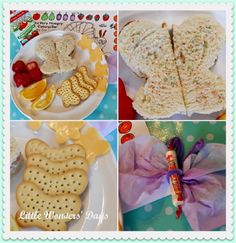 Little Wonders' Days: Hatch Day Butterfly Party Butterfly Birthday Party, 5th Birthday Party Ideas, Butterfly Snacks, Rainbow Butterfly, Baby Girl First Birthday, Third Birthday, Belated Birthday, Spring Party, Childrens Party