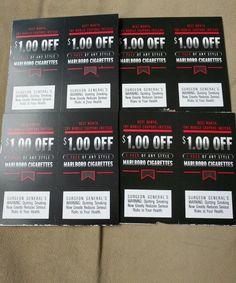 Free Coupons Online, Free Coupons By Mail, Cigarette Coupons Free Printable, American Spirit Cigarettes, Marlboro Coupons, Marlboro Cigarette, Schedule, Cards, Shopping