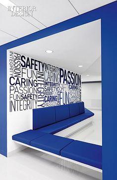 Flight Plan: Jet Blue's Headquarters by HLW International | Projects | Interior Design