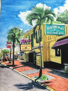 Green Street, Key West