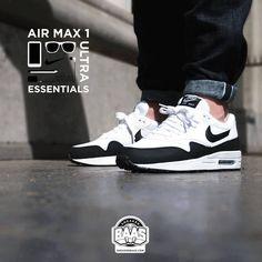 ff3ff0f246a6  nike  air  airmax  airmaxone  airmax1  nikeblack  airmaxblack  sneakerbaas