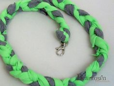 Beans Blog: Kid's Crafts for Dogs Tutorial #2: Upcycled T Shirt Leash