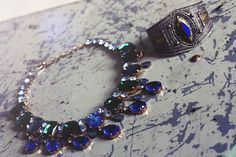 gorgeous deep blue jewels