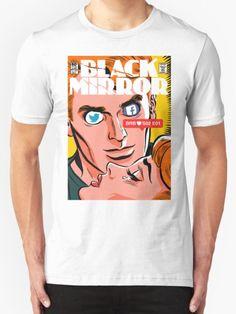 Be Right Back T-Shirt - Black Mirror T-Shirt at Redbubble!
