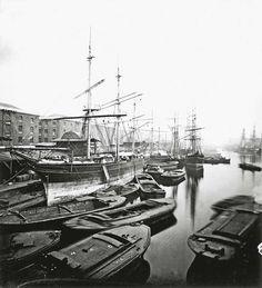 Canary Wharf 1870